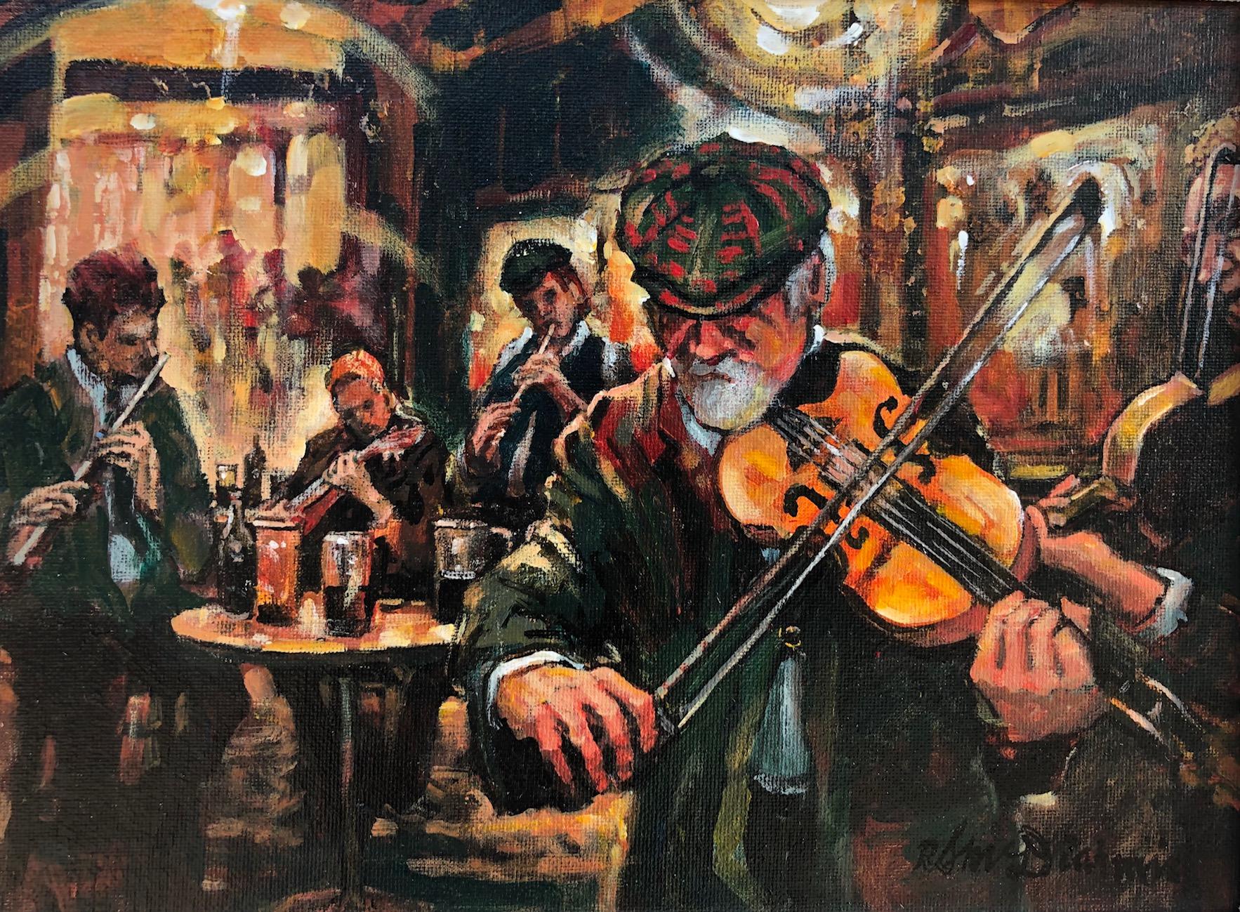 Fiddlin' by  Rick McDiarmid - Masterpiece Online