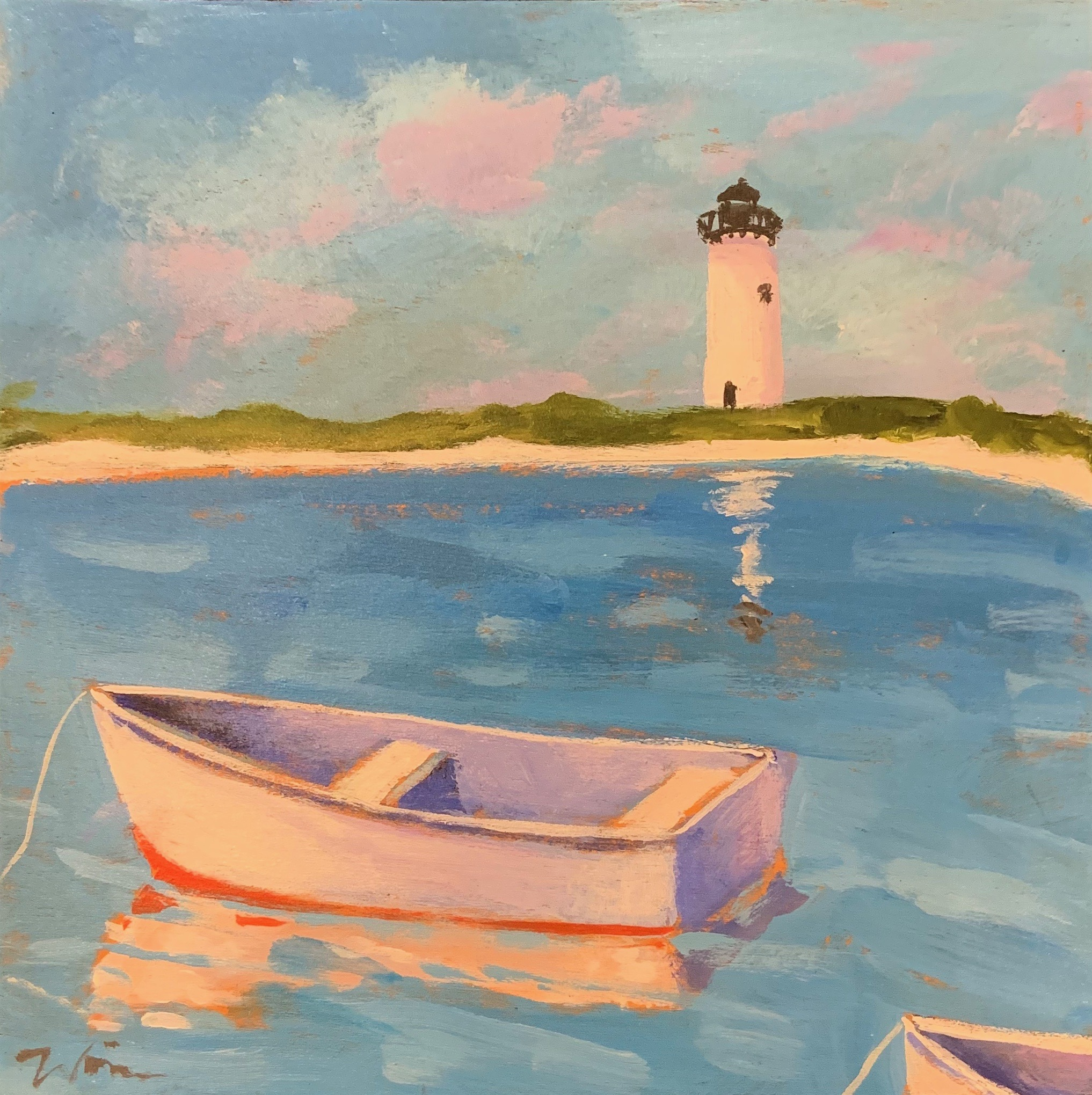 Sunrise at Edgartown ... by  Kate Winn - Masterpiece Online