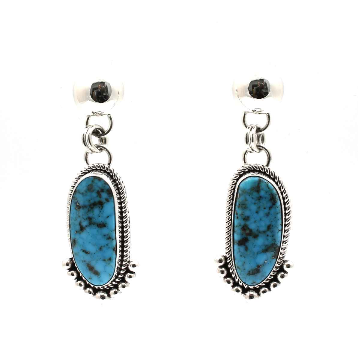 Morenci Turquoise Dro... by  Artie Yellowhorse - Masterpiece Online