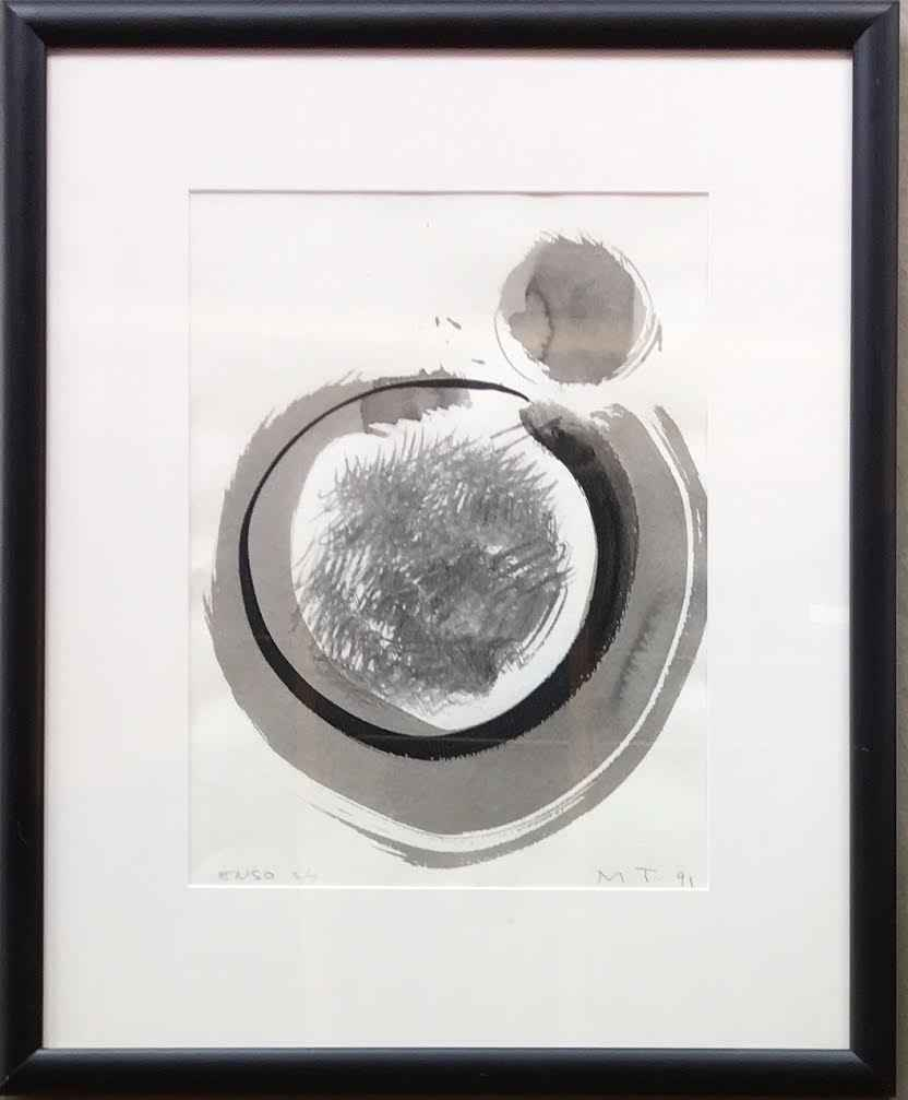 Michael Todd - Enso by  Resale Gallery  - Masterpiece Online