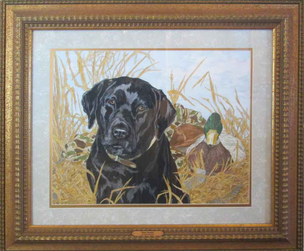 Best Buddy by  Cathy Munson - Masterpiece Online