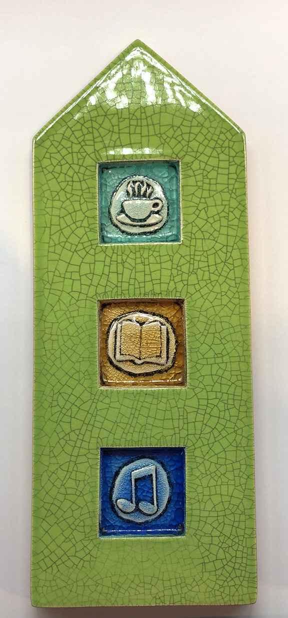 Coffee/Book/Music