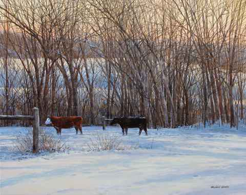 Heading for the Hay -... by  Michael Wheeler - Masterpiece Online
