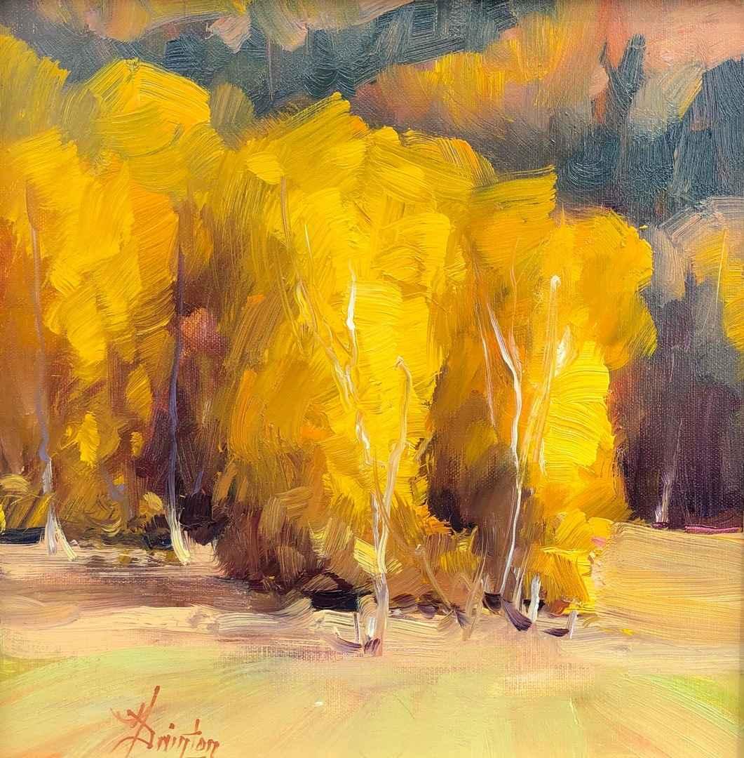 Gold Rush by  Doug Swinton - Masterpiece Online