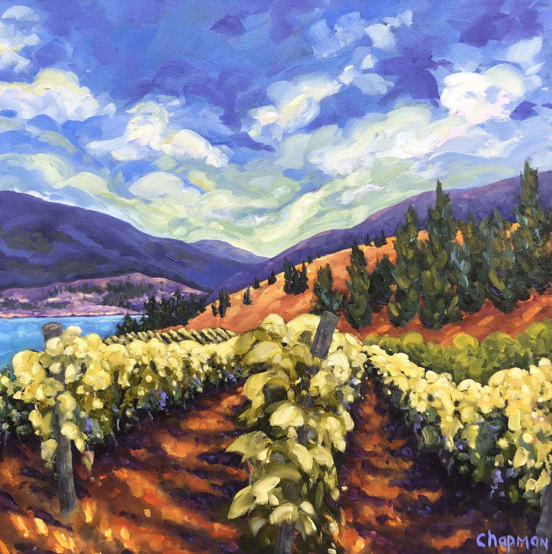 In the Vines by  Sandra Chapman - Masterpiece Online