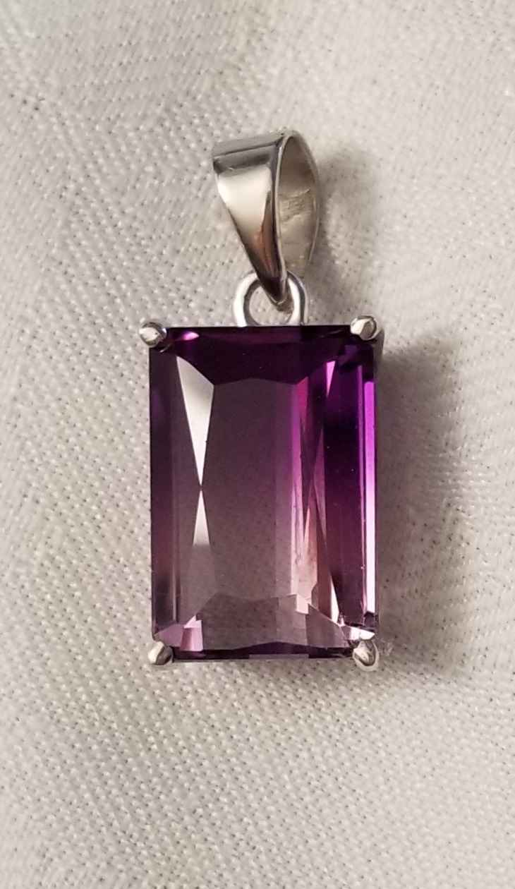Pendant - Amethyst by  Gallery Pieces - Masterpiece Online