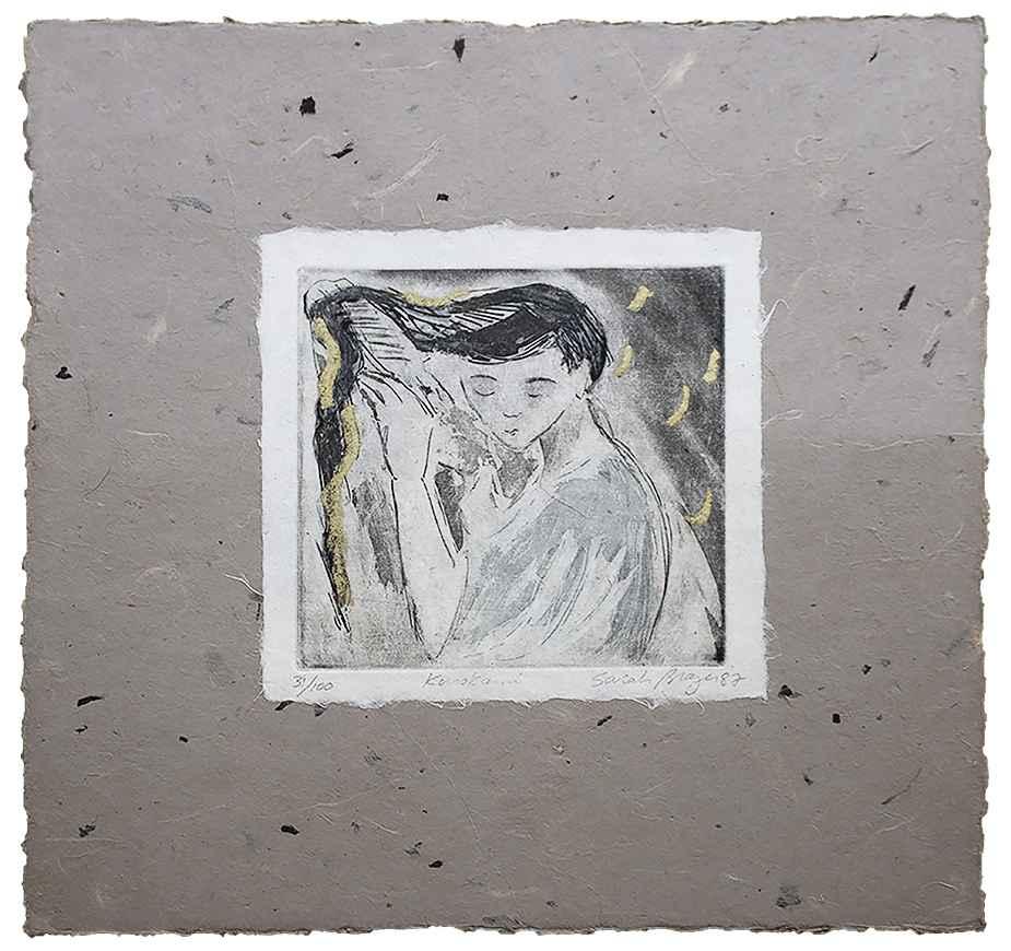Kurokami by  Sarah Brayer - Masterpiece Online