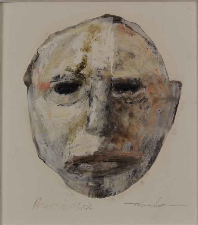 Primitive Mask 1311 by  William Thomson - Masterpiece Online