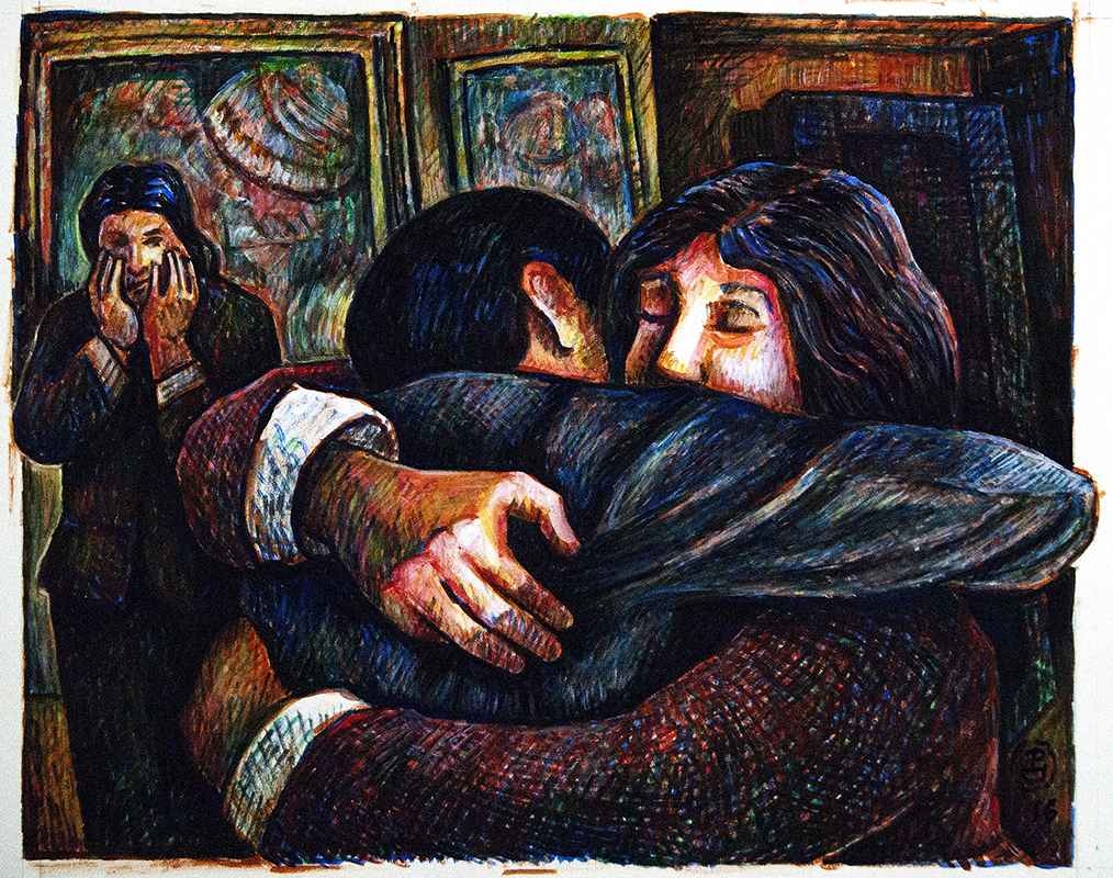 Jealousy by  Patrick Doughman - Masterpiece Online