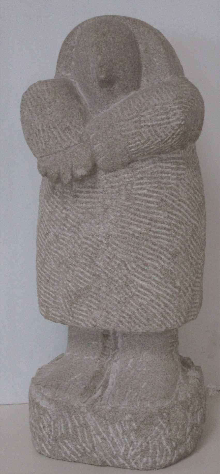 Unknown ( small figur... by  Don Wilson - Masterpiece Online