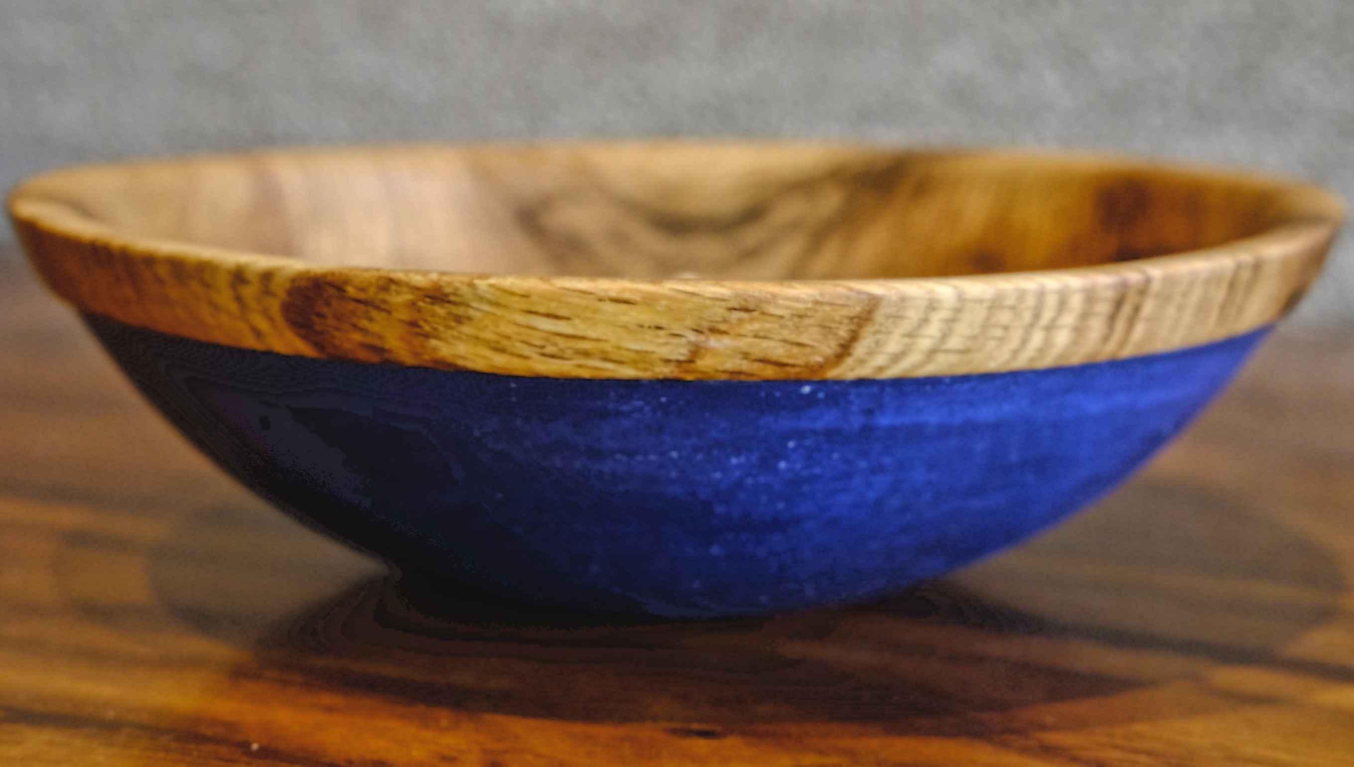 Oak Bowl #672 by Mr. Santiago Tolman - Masterpiece Online
