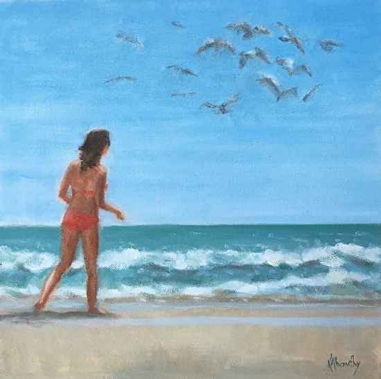 Wings by  Kim Abernethy - Masterpiece Online