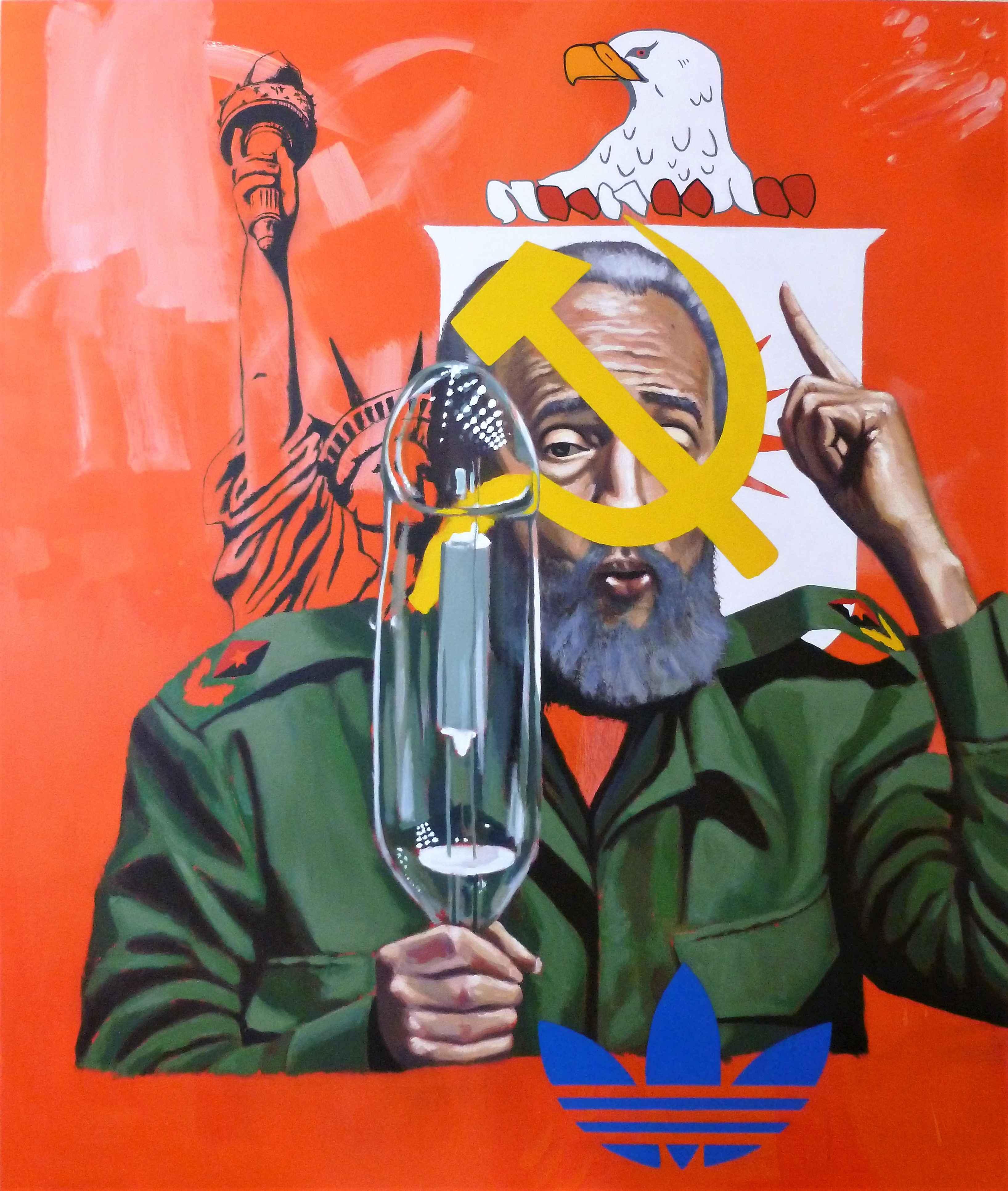 ADIDANTE IN CHIEF by Mr. RAFAEL LOPEZ-RAMOS - Masterpiece Online