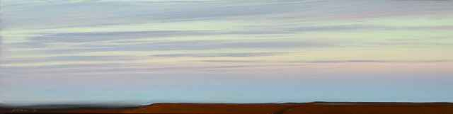 Twilight Looking East by  Lisa Grossman - Masterpiece Online