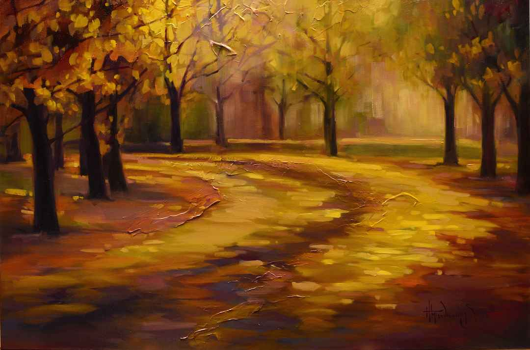 Yellow Brick Road by  Holly McWilliams - Masterpiece Online