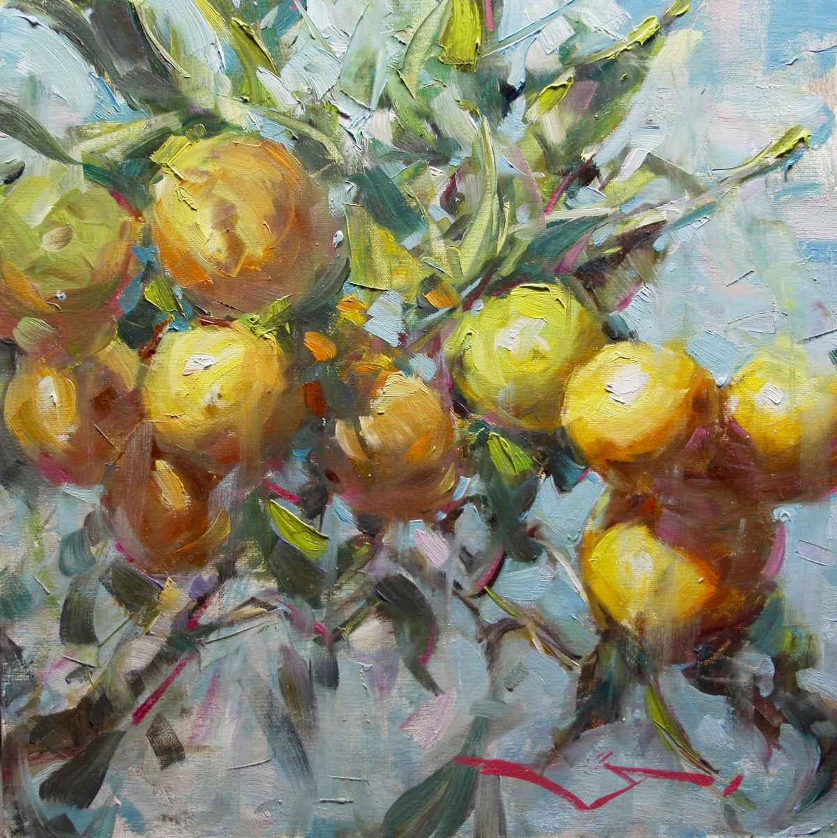 Oranges by Mr. Kevin Beilfuss - Masterpiece Online