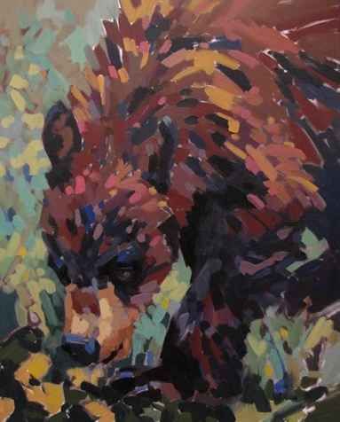Tender Foot by  Erica Neumann - Masterpiece Online