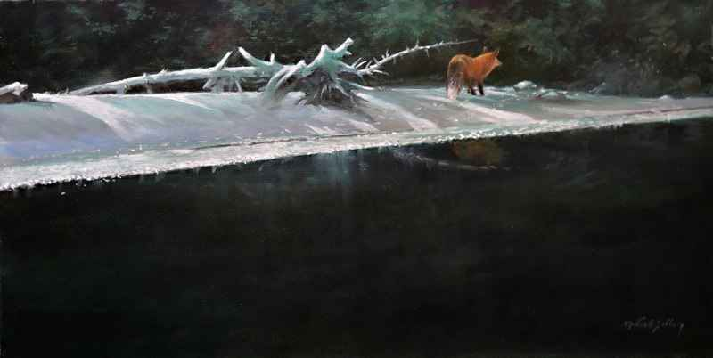 Out Foxed by  Morten E. Solberg - Masterpiece Online
