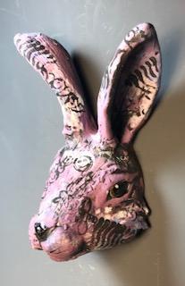 Rabbit Face, Violet