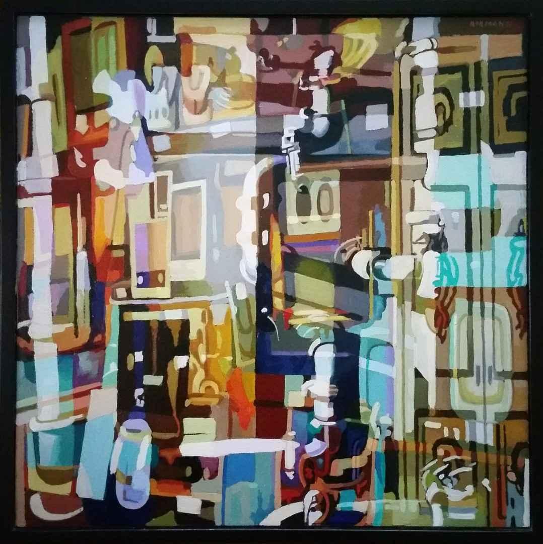Retro by  Alan Ammann - Masterpiece Online