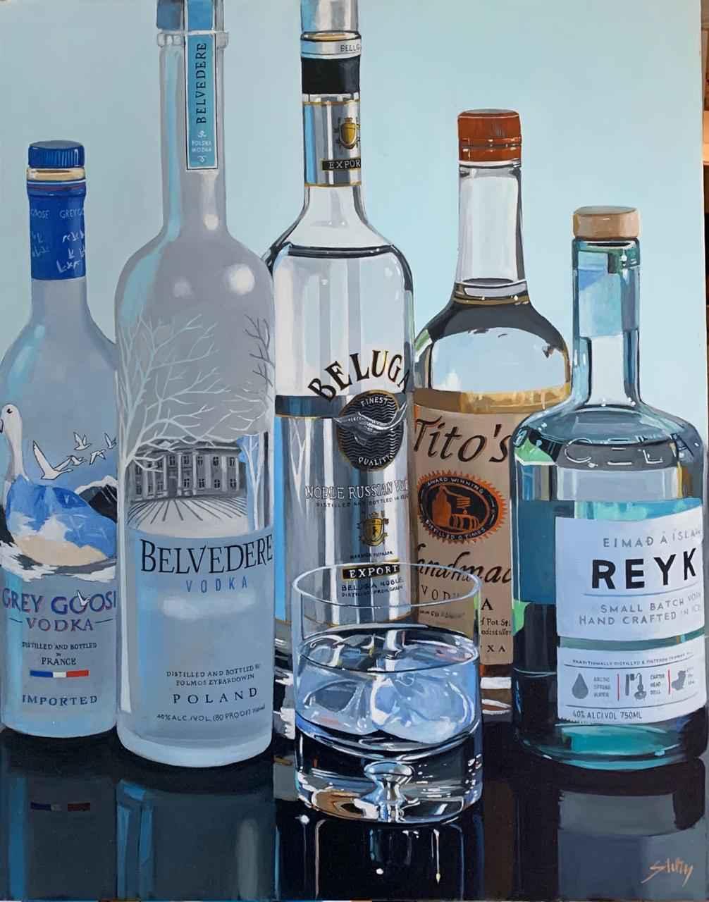 Vodka World by   Stiltz, Thomas - Masterpiece Online