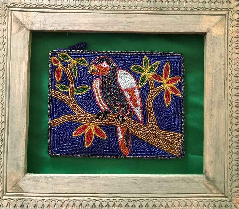 Blue Bird by  Roudy AZOR - Masterpiece Online