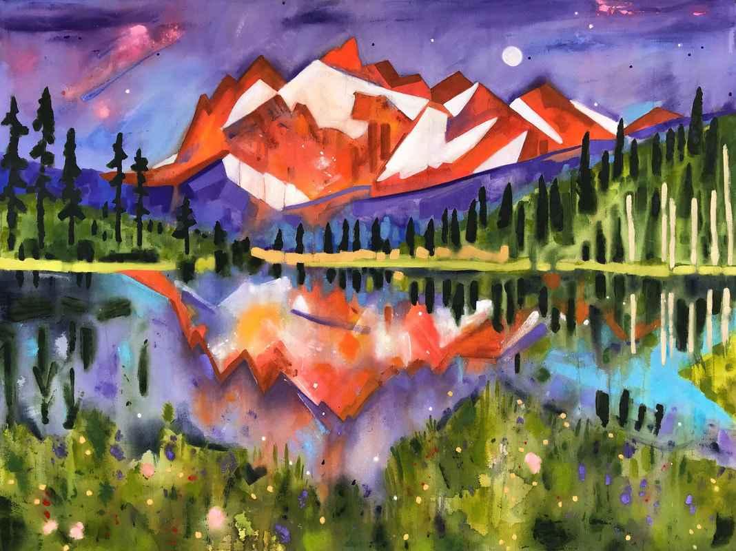 Awakening Art Card by  Alissa Durling - Masterpiece Online
