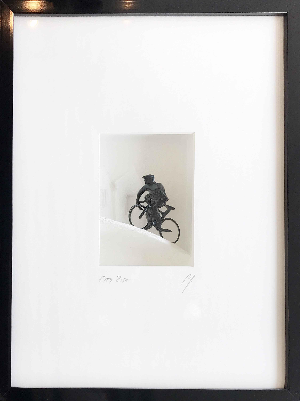 City Ride - Shadow Box by  Pavel Barta - Masterpiece Online