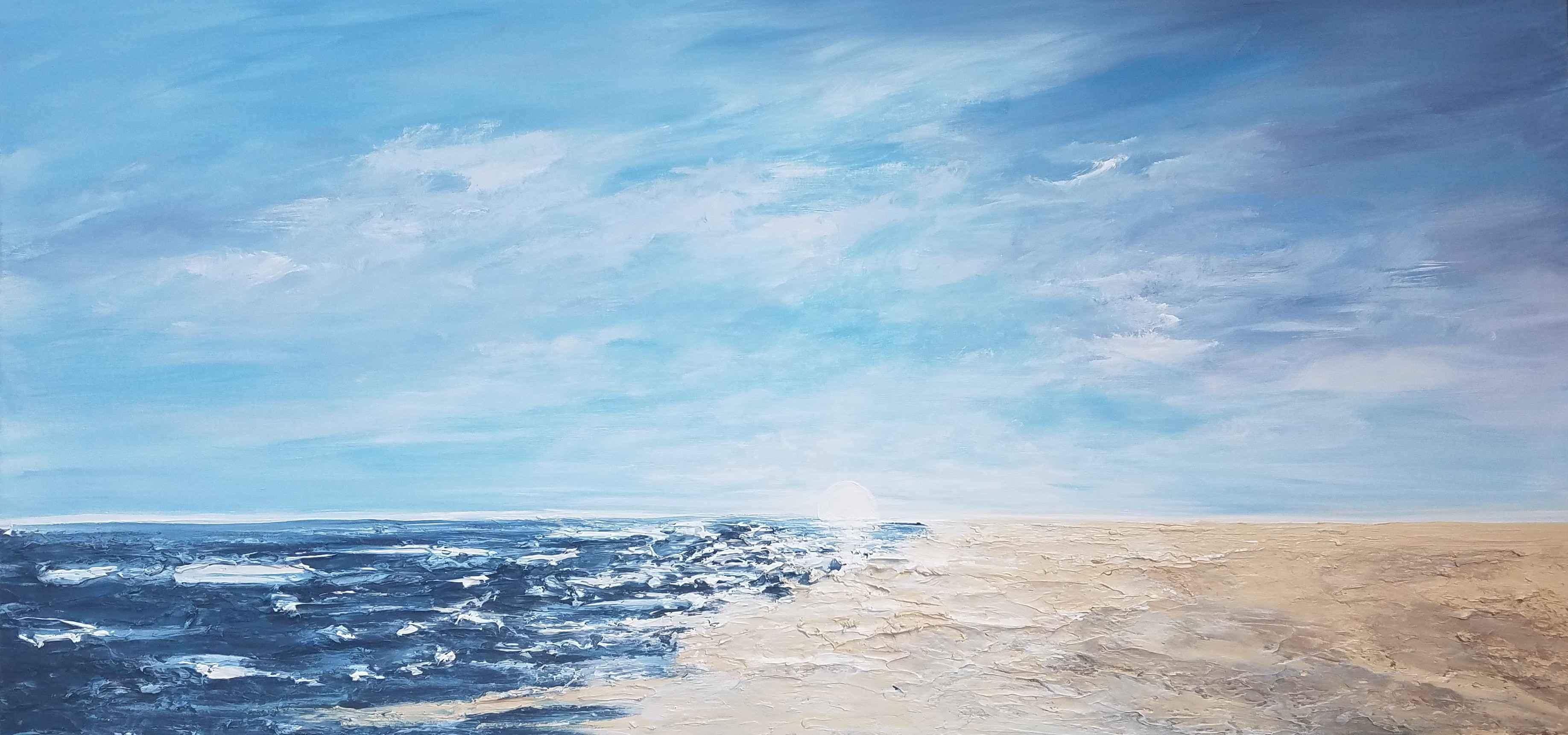Sand-Sky-Surf by  Steve Lyons - Masterpiece Online