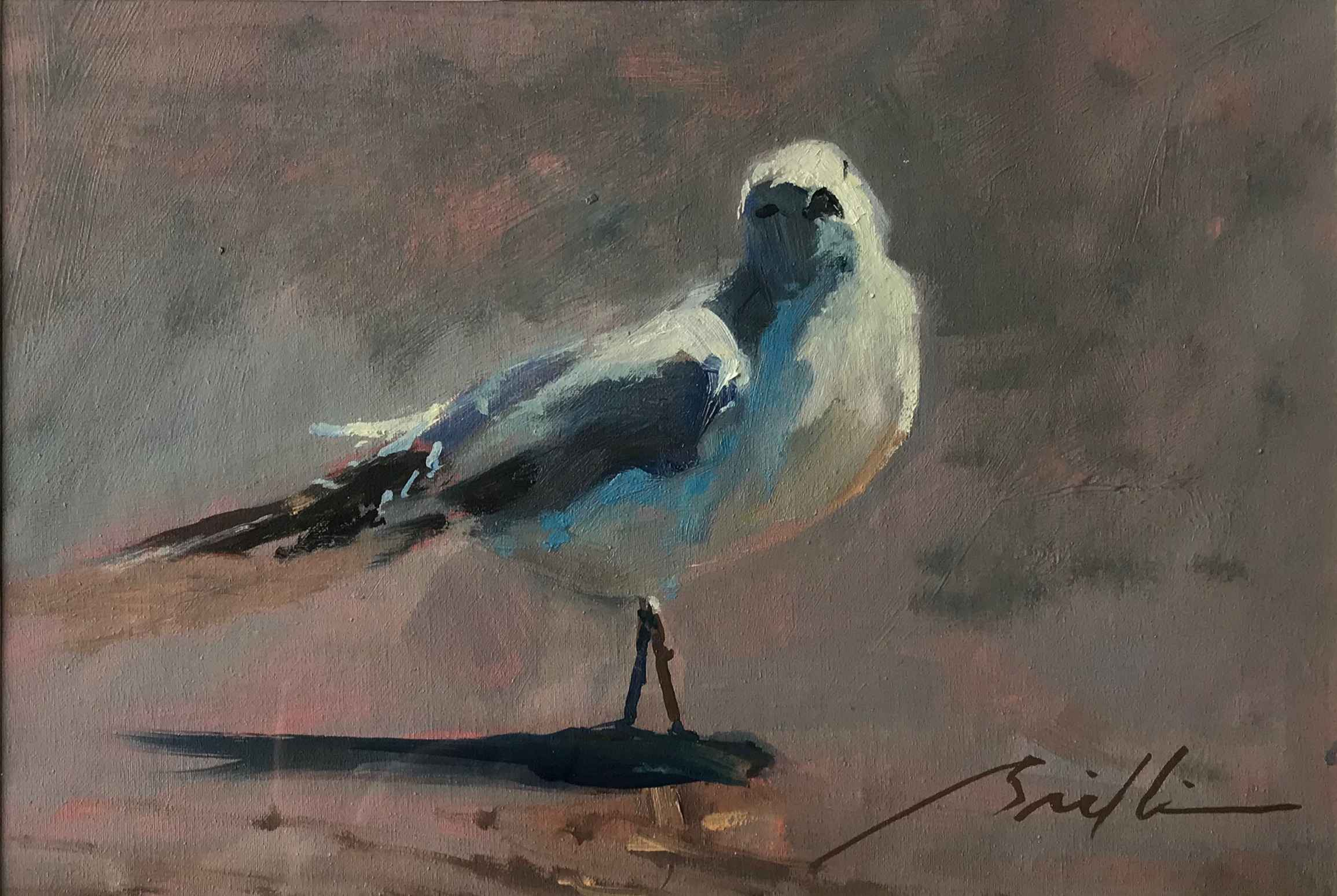 You Talking To Me? by  Ray Brilli - Masterpiece Online