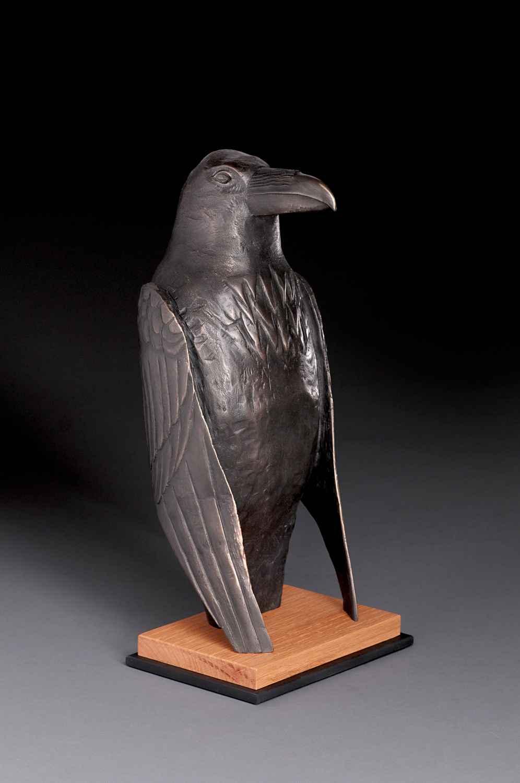 Great Raven  by  Hib Sabin