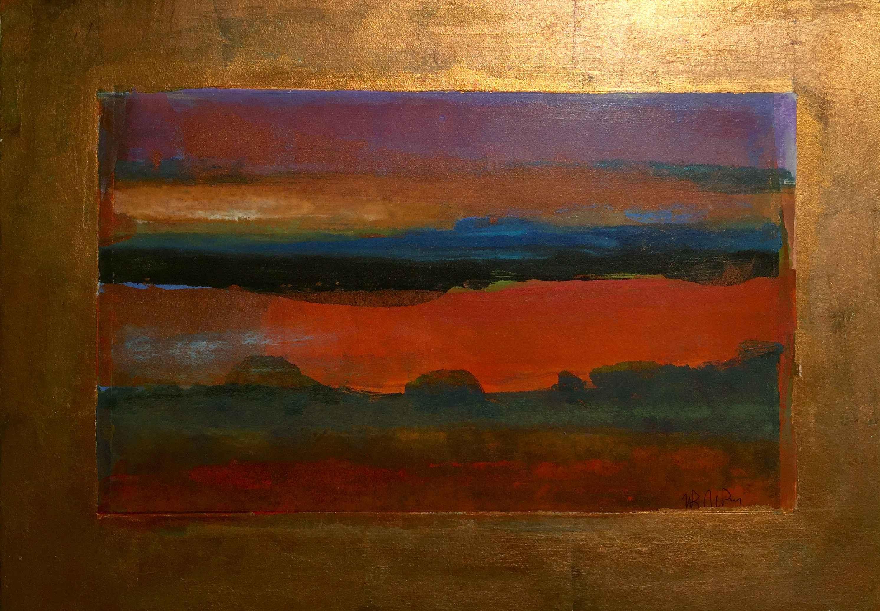 Sunset #2 by  Wendy Weldon - Masterpiece Online