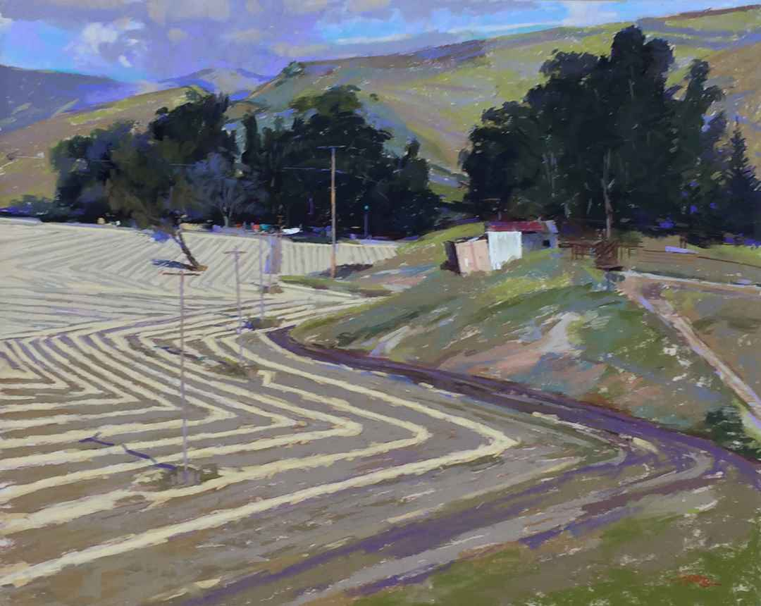 The Taylor Ranch, Cam... by  W. Truman Hosner - Masterpiece Online