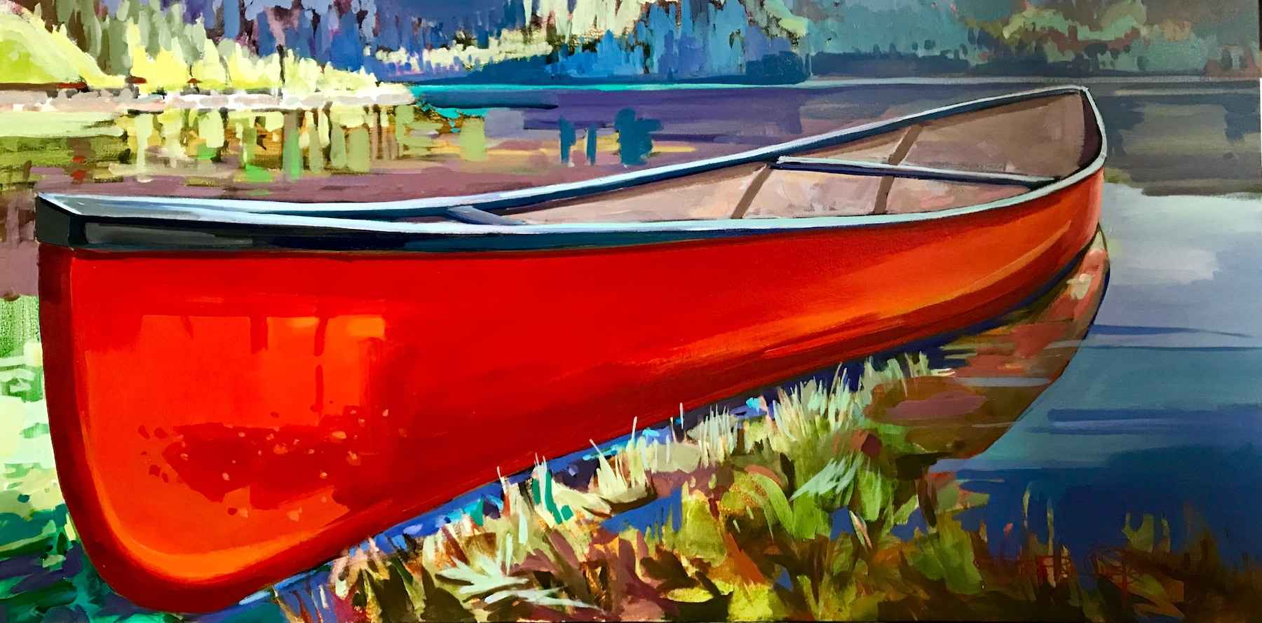 North of Somewhere by  Stephanie Gauvin - Masterpiece Online