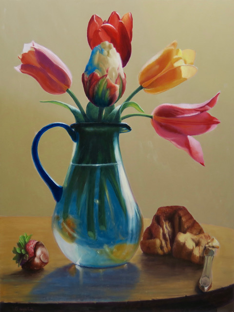 Tulips and Treats